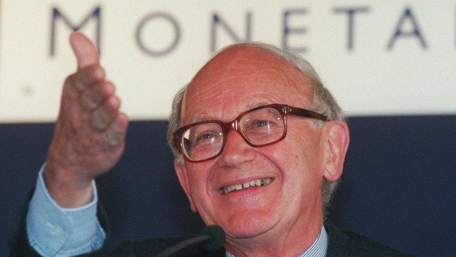 Zemřel ekonom Alexandre Lamfalussy, jeden ze zakladatelů eura.