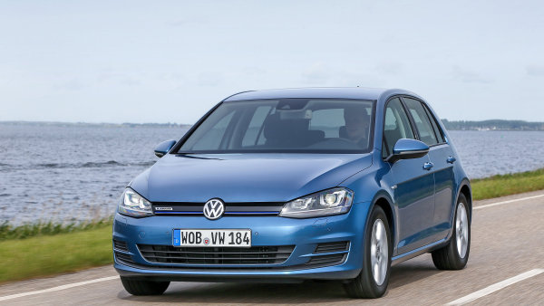 Aktuální Volkswagen Golf