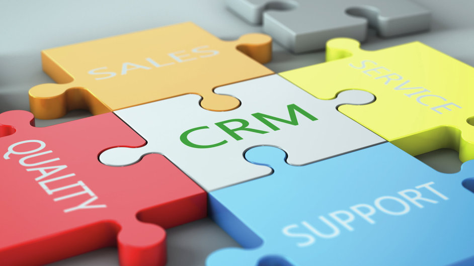 CRM – ilustrace