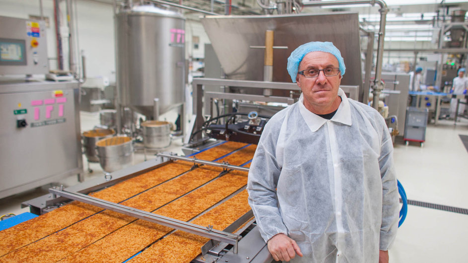 Zakladatel amajitel Marlenky Gevorg Avetisjan chce dál rozšiřovat svou výrobnu ve Frýdku-Místku.