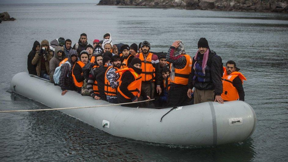 Migrace, Řecko, Turecko, uprchlíci
