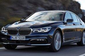 Auto Report: BMW 7 je luxusní limuzína pro bohaté počítačové geeky