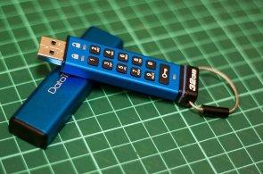 Kingston DataTraveler 2000: Bezpečná USB klíčenka šifruje data i bez PC