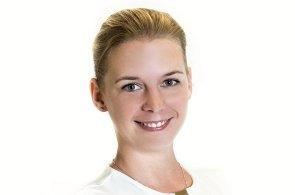 Michaela Drncová, vedoucí poboček personální agentury Grafton Recruitment v Ústí nad Labem a v Chomutově