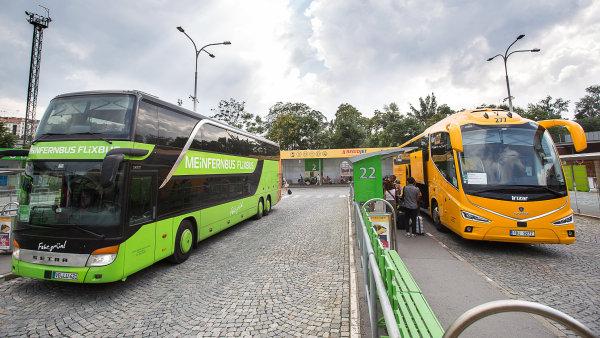 Podnikateli Radimu Jančurovi vyrostla silná konkurence – německý FlixBus.
