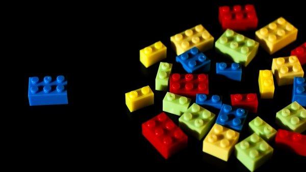 Stavebnice Lego (ilustrační foto)