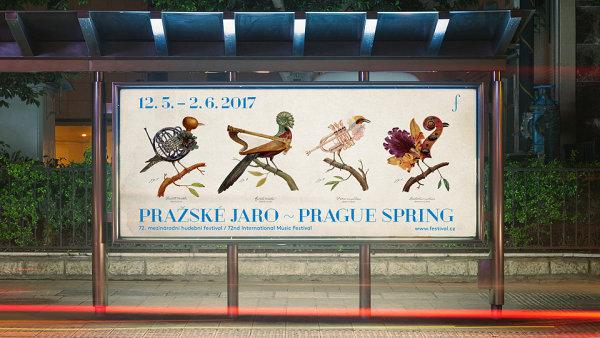 """Pražské jaro se pochlubilo novým vizuálním stylem """"Musica Magica"""""""