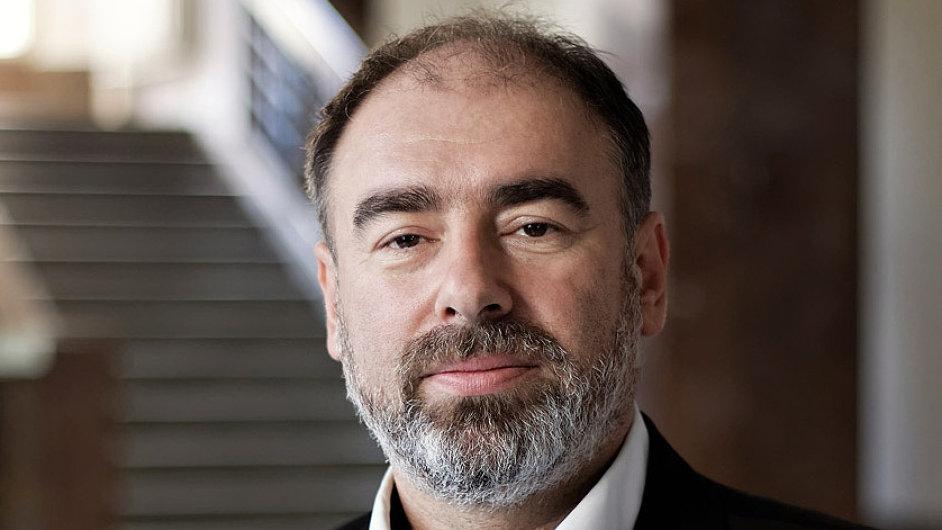 Michal Šmejkal, náměstek ministra financí Andreje Babiše