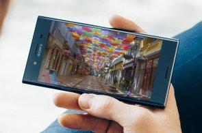 Sony Xperia YZ Premium má 4K displej s HDR a fotoaparát, který zvládne 960 snímků za sekundu