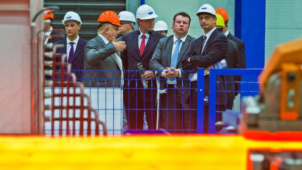 Celá skupina Vítkovice Machinery Group zahrnuje více než 20 firem.