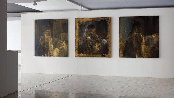 Jakub Špaňhel, narozený roku 1976, patří k nejvyhledávanějším umělcům své generace.