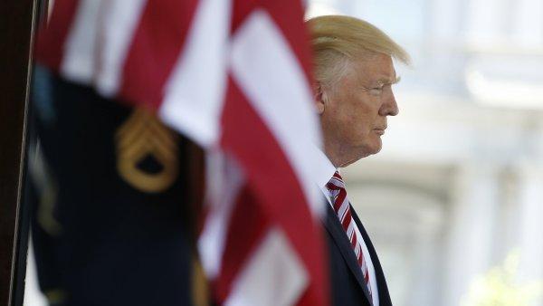 Hrozí prezidentu Trumpovi impeachment? – Ilustrační foto