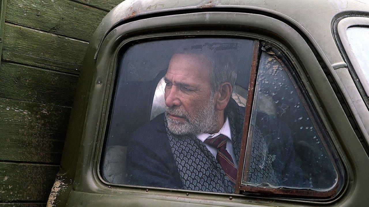 Snímek z filmu Chibula.
