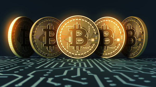 Hodnota bitcoinu poprvé překonala hranici 6000 dolarů - Ilustrační foto.