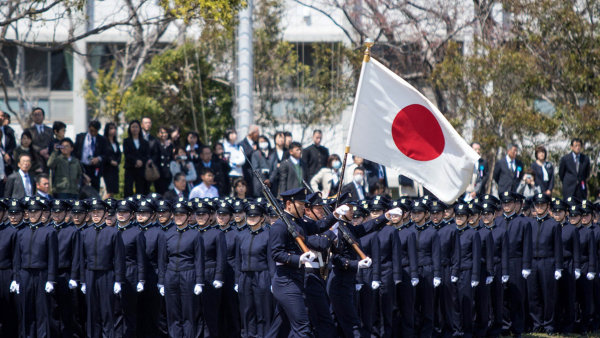 Ve fiskálním roce 2018 by měly výdaje na obranu stoupnout na rekordních 5,26 bilionu japonských jenů (v přepočtu skoro 1,2 bilionu korun).
