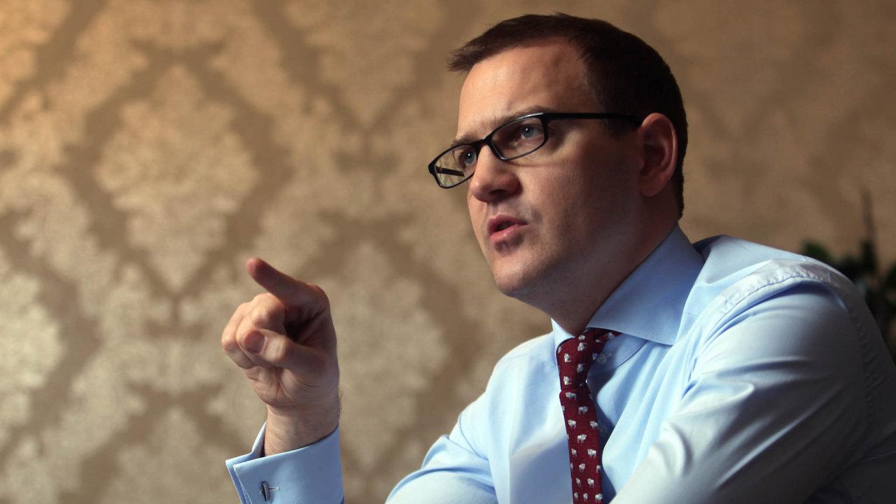 Majitel skupiny EPH Daniel Křetínský sází na zahraniční expanzi.
