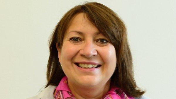 Jiřina Kořínková, Senior konzultant společnosti Touchdown Czech Republic