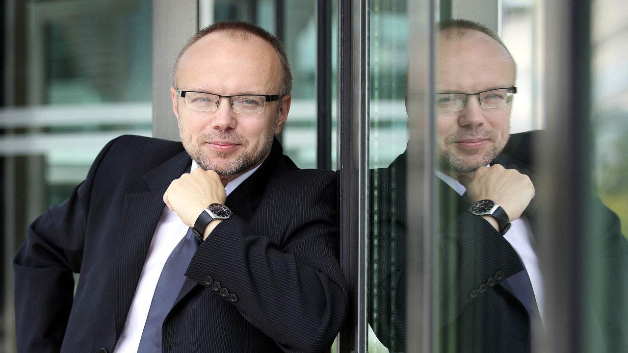 Analytik Hospodářské komory ČR Ladislav Minčič