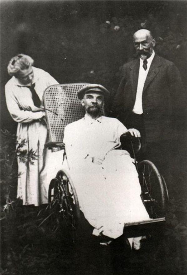 Leninova poslední fotografie