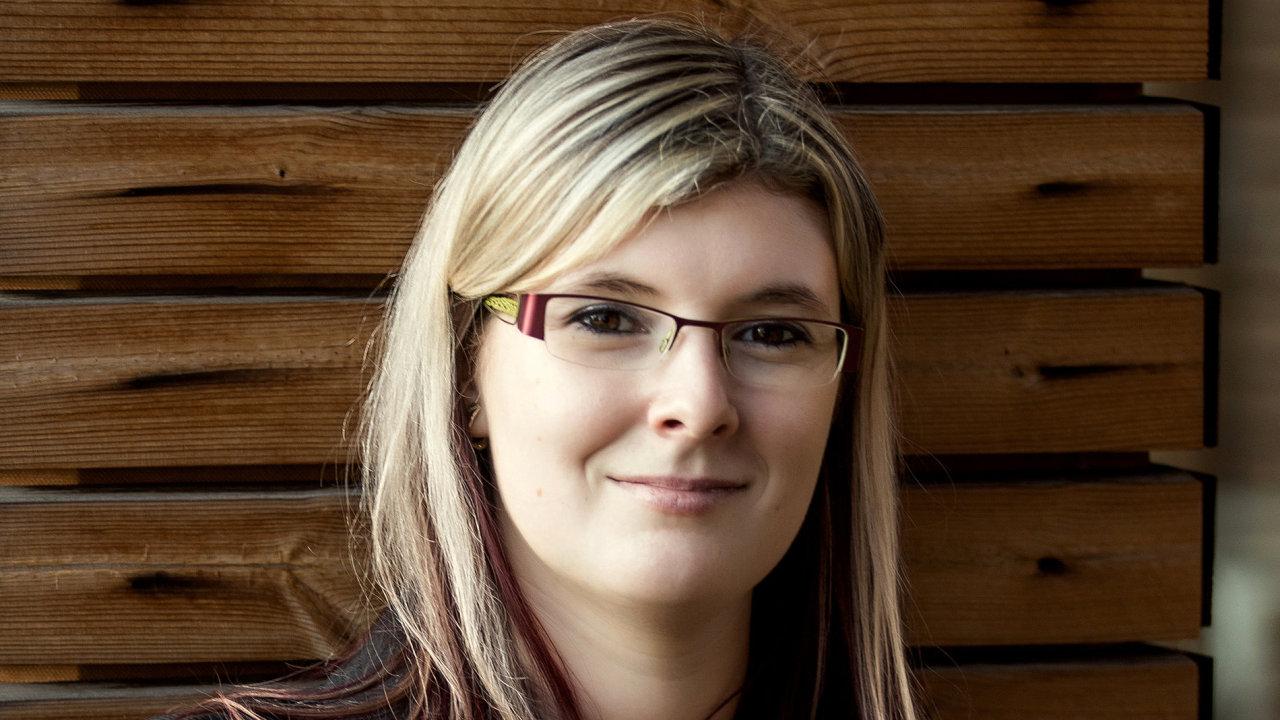 Kateřina Vymazalová, Marketing & PR Coordinator CZ & SK ve společnosti Epson