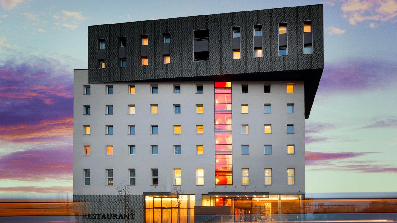 CPI Comfort Hotel v Olomouci.