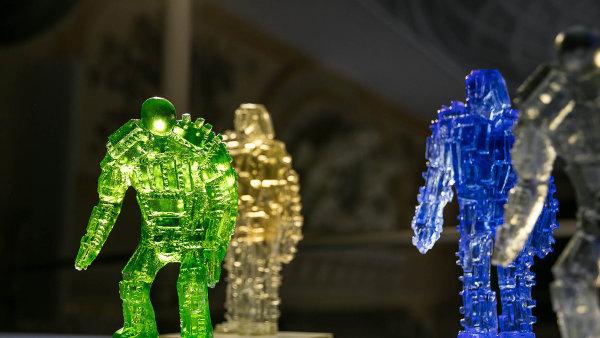 Lasvit vMiláně představil skleněné figurky zkolekce Kabaret monster. Mezi designéry byly osobnosti jako Alessandro Mendini, duo Yabu Pushelberg či Nendo.