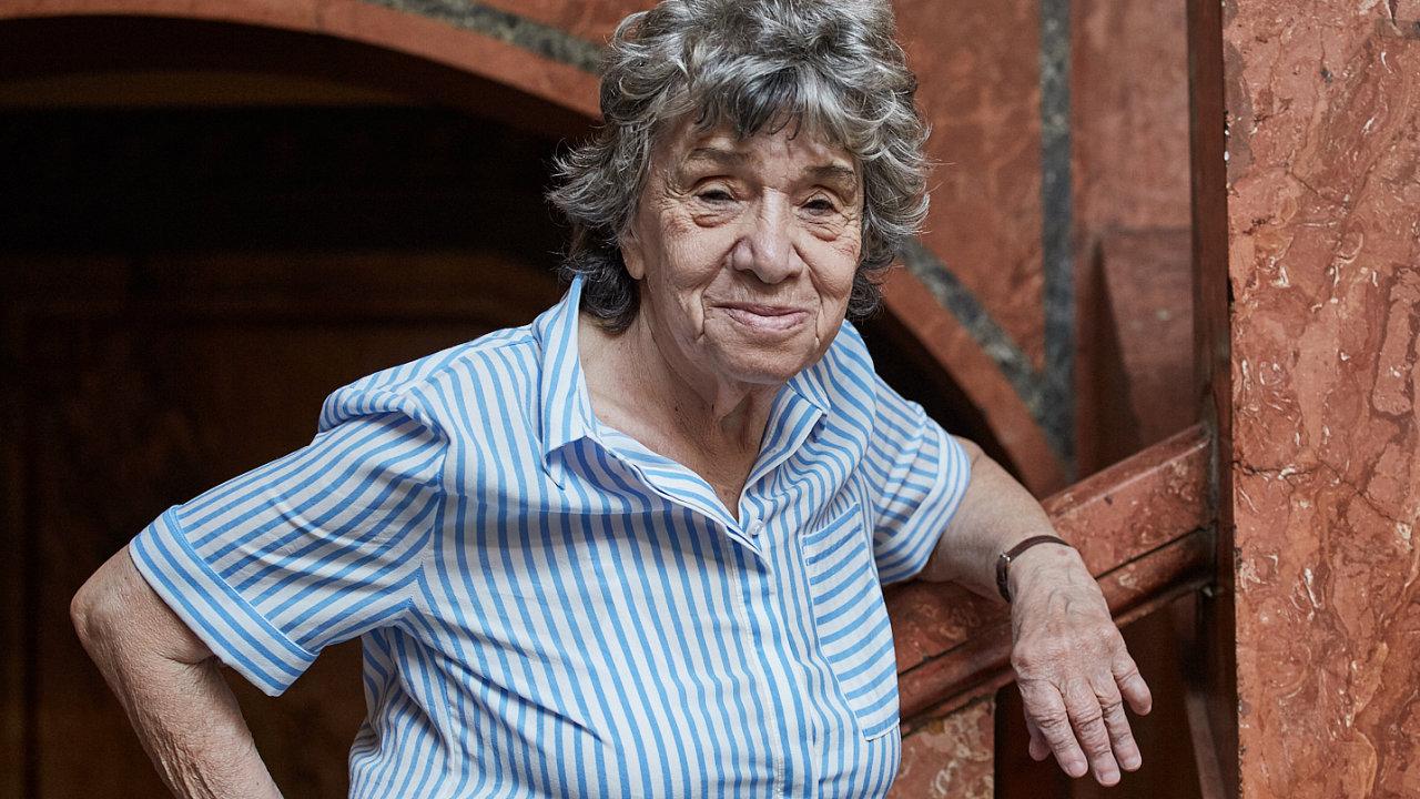 Fotografka Zuzana Mináčová.