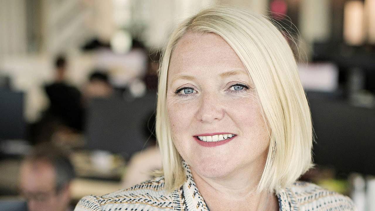 Britská marketingová expertka Mel Edwardsová