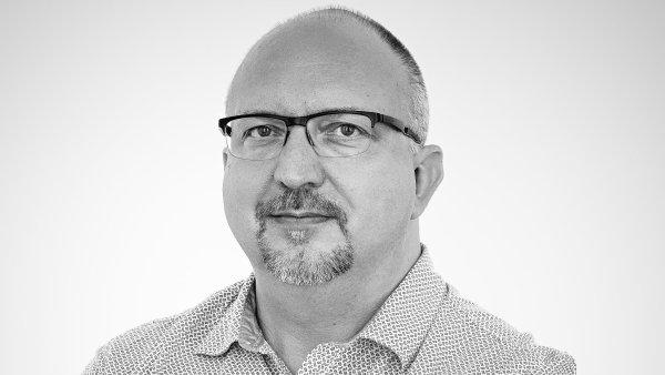 Karel Fillner, prezident krypto-bankovní asociace BACCA