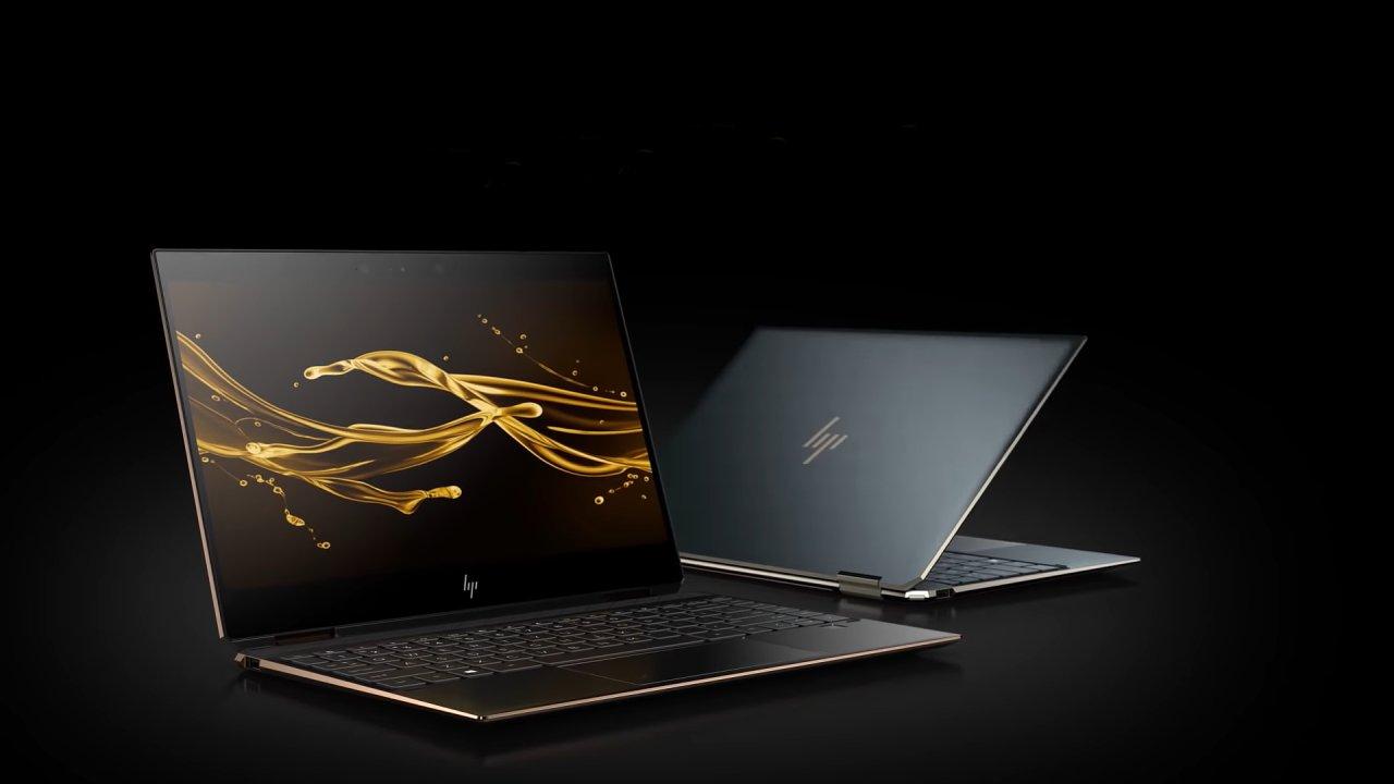 HP Spectre x360 13 je elegantní hybrid s důrazem na ochranu soukromí