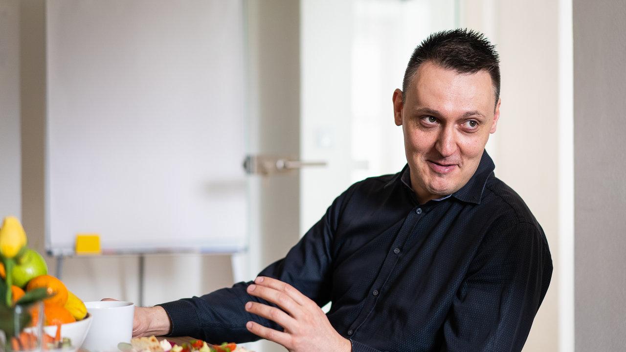 Podnikatel, filantrop a nyní i Laskavec Leoš Jiřele