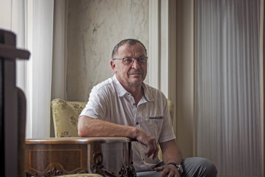 Podnikatel a bývalý poradce premiéra Babiše pro dopravu Roman Lenner