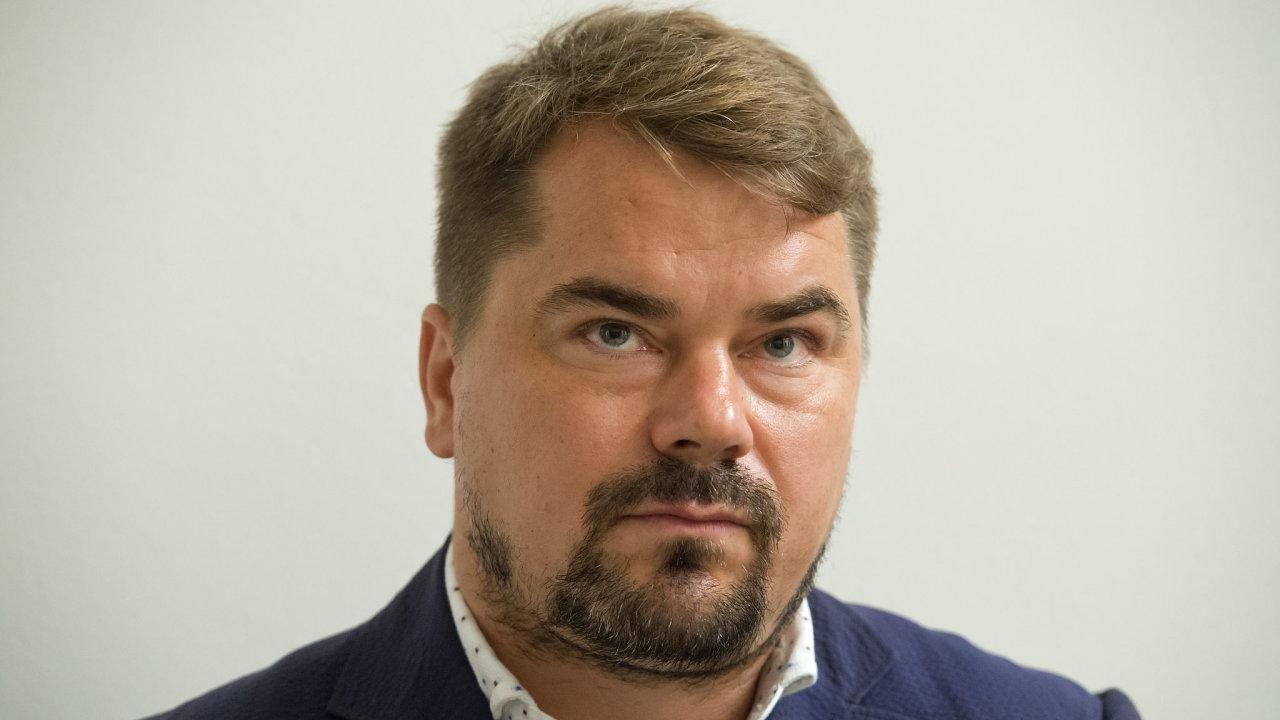 Marek Dalík býval tajemníkem bývalého českého premiéra Mirka Topolánka.