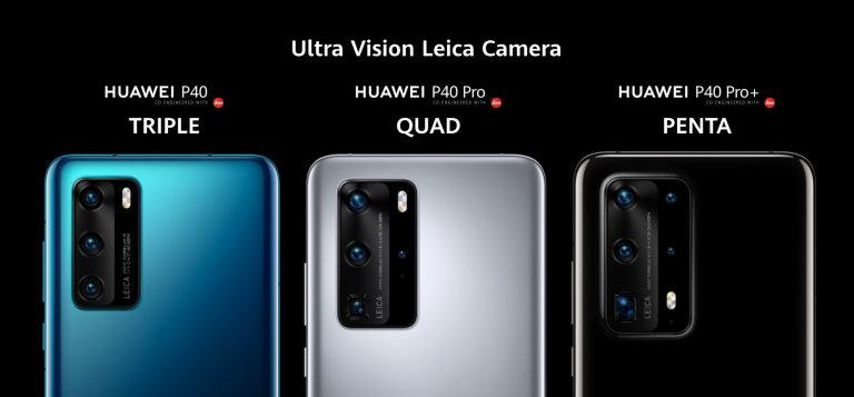 Huawei P40 Pro má rekordní fotoaparát a nos trochu nahoru