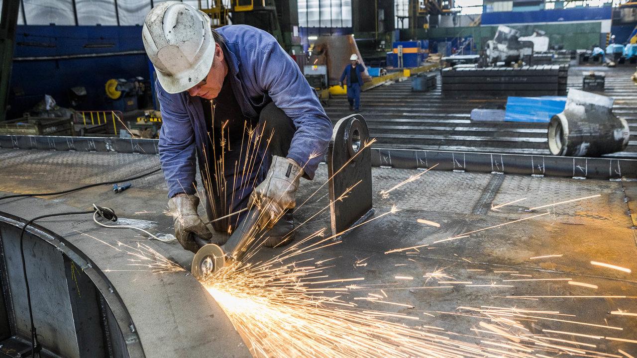Doinsolvenčního řízení Vítkovic Heavy Machinery přihlásilo 163 věřitelů
