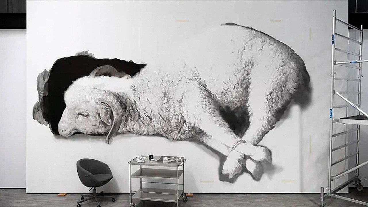 Berlin Gallery Weekend (umělkyně: Jelena Bulajić)