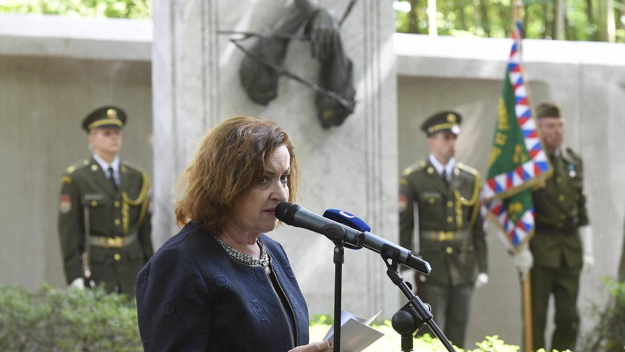 Miluše Horská, která je od roku 2012 místopředsedkyní Senátu, vedla už dvě české delagace na Tchaj-wan.