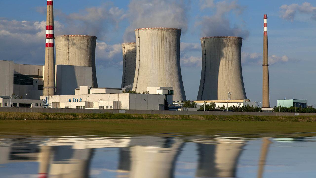 ČEZ hodlá svýběrem dodavatele nového jaderného bloku pro Dukovany začít ještě letos.
