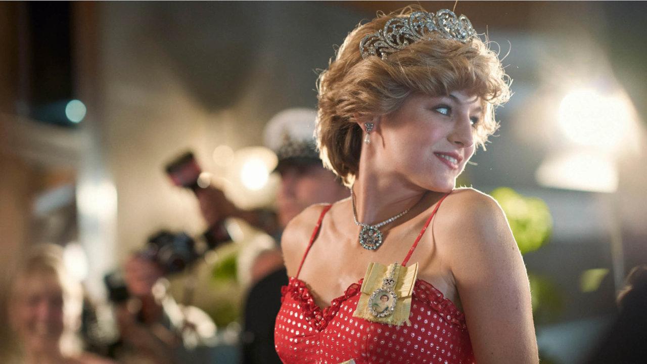Podle okolí královské rodiny je v seriálu The Crown zvlášť nepřesné a kruté ztvárnění Charlesova vztahu s princeznou Dianou.