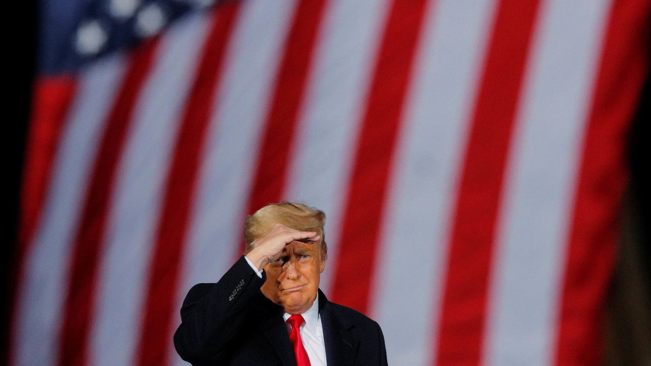 Podle demokratů by měl proces impeachmentu smysl iposkončení Trumpova prezidentského mandátu.