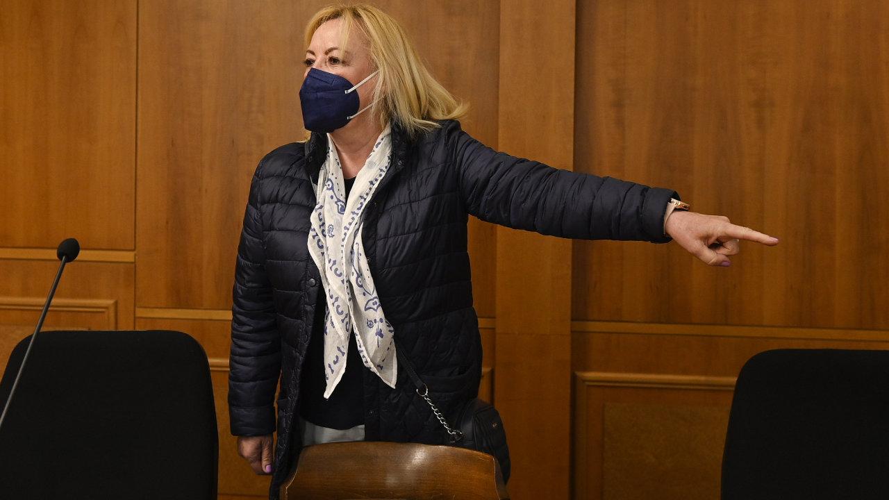 Soud začal projednávat tzv. kauzu Bereta, která se týká údajného vynášení informací z trestních řízení. V případu čelí obžalobě pražská žalobkyně Dagmar Máchová.