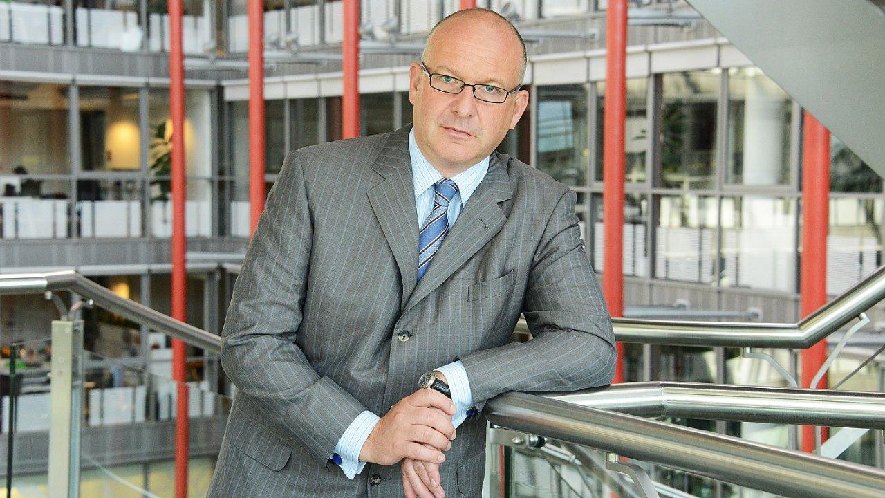 Josef Kotrba, prezident české pobočky společnosti Deloitte