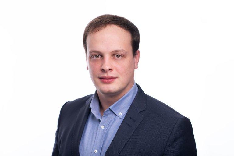 Pavel Peterka, hlavní ekonom skupiny Roklen.