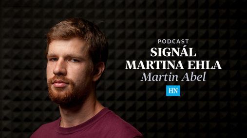 Martin Abel z AMO k podcastu Signál