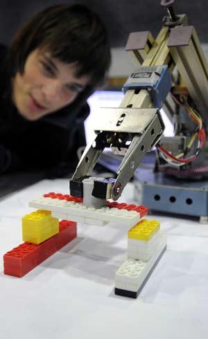 Kyber robot 2009