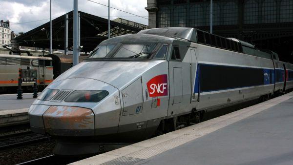 Francouzský rychlovlak TGV