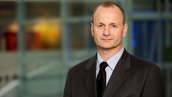 Hlavní ekonom Saxo Bank Steen Jakobsen