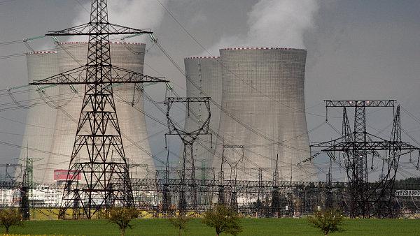 Jadern� elektr�rna Temel�n.