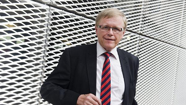 Jiří Petrák, bývalý šéf české pobočky mezinárodní poradenské a projekční firmy Mott MacDonald
