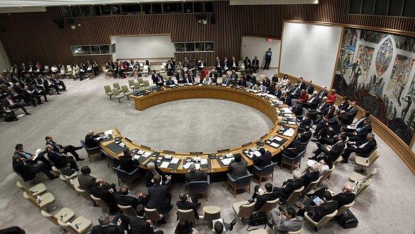 Rada bezpečnosti OSN